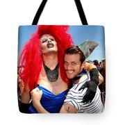 Sailor On Leave Tote Bag