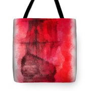 Sailor Take Warning Photo Art 01 Tote Bag