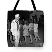 Sailors Night Out Tote Bag
