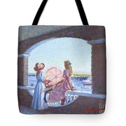 Sailor's Watch Tote Bag