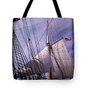 Sails Ready Tote Bag