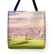 Saint Andrews Golf Course Scotland - 17th Green Tote Bag