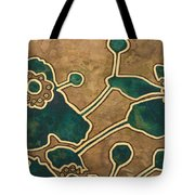 Saint Anemone Sylvestris Tote Bag