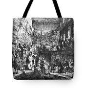 Saint-aubin Louvre, 1753 Tote Bag