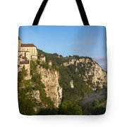 Saint Cirq Panoramic Tote Bag