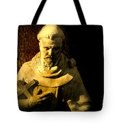 Saint Francis Tote Bag by Susanne Van Hulst