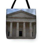 Saint George Corfu 1840 Tote Bag