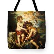 Saint John Baptist Tote Bag