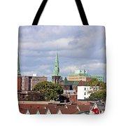 Saint John New Brunswick Tote Bag