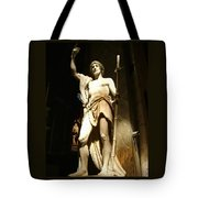 Saint John The Baptist Tote Bag