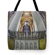 Saint John The Divine Rear Altar View Tote Bag