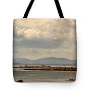 Awesome Saint Lawrence River Tote Bag