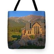 Saint Malo Chapel Tote Bag