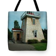 Saint Martin's Lighthouse Tote Bag