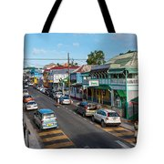 Saint Mary's Street Tote Bag by Luis Alvarenga