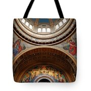 Saint Matthew's Cathedral Tote Bag
