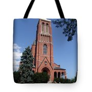 Saint Patrick's Church Tote Bag