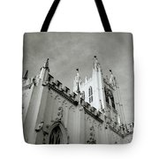 Saint Paul Cathedral In Cathedral Tote Bag