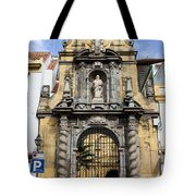 Saint Paul Church In Cordoba Tote Bag