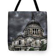 Saint Pauls Cathedral Tote Bag