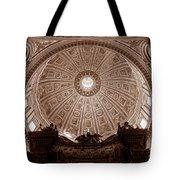 Saint Peter Dome Tote Bag