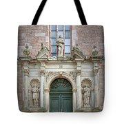 Saint Peters Doorway Tote Bag