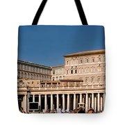 Saint Peters Square Tote Bag
