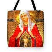 Saint Pomozhenie Tote Bag
