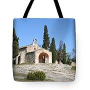 Saint Sixte An Old Chapel Tote Bag