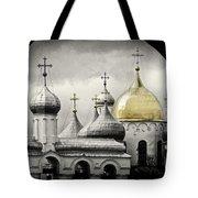 Saint Sophia Tote Bag