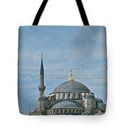 Saint Sophia's In Istanbul-turkey Tote Bag