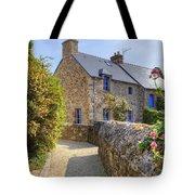 Saint-suliac - Brittany Tote Bag