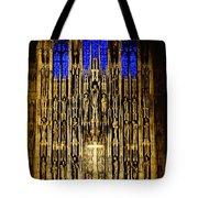 Saint Thomas Church  Tote Bag