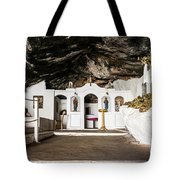 Saint Thomas Church Tote Bag