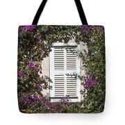 Saint Tropez Window Tote Bag