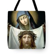 Saint Veronica Tote Bag by Guido Reni