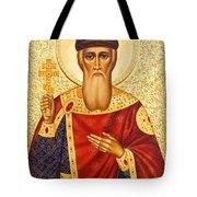 Saint Vladimir Tote Bag