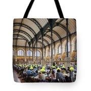 Sainte Genevieve Library Tote Bag