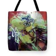 Saints Art Tote Bag