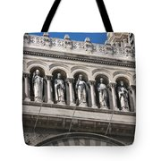 Saints Cathedral De La Major Tote Bag