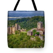 Saissac France Color Img 7740 Tote Bag
