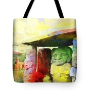 Sait Augustine Archeological Park Tote Bag
