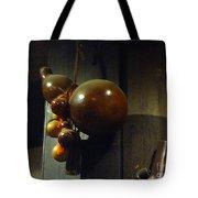 Sake Gourd Bottles From Japan On Corner Tote Bag