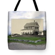 Sakonnet Point In Little Compton Rhode Island Tote Bag