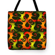 Salamanders Dream Tote Bag