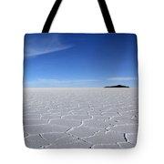 Salar De Uyuni Tote Bag