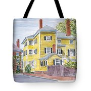 Salem Tote Bag by Anthony Butera