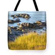 Salem Coastline Tote Bag