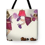 Sales Fairy Dancer 5 Tote Bag