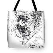 Sali Shijaku Artist Tote Bag
